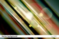 Modern och framtida stil för vektorsignalljusbakgrund Fotografering för Bildbyråer