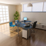 Modern office Royalty Free Stock Photography
