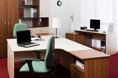 Modern office Stock Images
