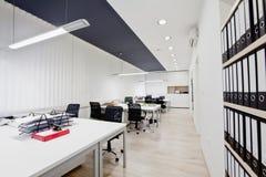 Modern office. Interior of the modern office Stock Photos