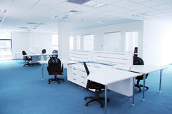 Modern office. Modern business office without people Stock Images