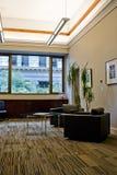 Modern Office. A sitting area in a sleek modern office Stock Photo