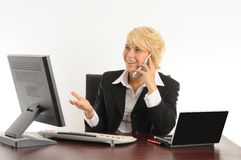 Modern office Royalty Free Stock Image