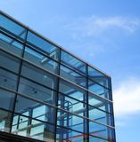 Modern office architecture Royalty Free Stock Photography