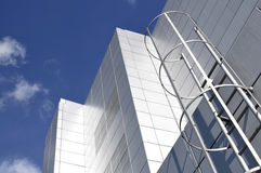 Modern office architecture outdoor Stock Photo