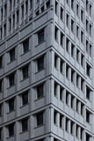 Modern Office Bank. An office building with modulare squares in Berlin Royalty Free Stock Photography