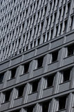 Modern Office Bank. An office building with modulare squares in Berlin Stock Photography