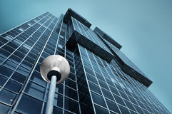 Modern Office Building. In City of London royalty free stock image