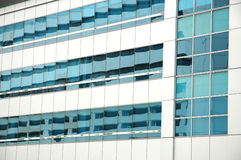 Modern Office Building 2 Royalty Free Stock Images