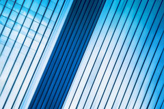 Modern Office Building Abstract as Blur Business Background Royalty Free Stock Images
