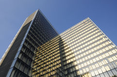 Modern office building architecture Royalty Free Stock Photography