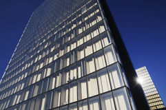 Modern office building architecture Royalty Free Stock Photos