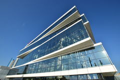 Modern office building in Astana Royalty Free Stock Image