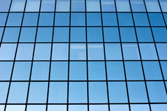 Modern office building Royalty Free Stock Photo