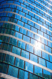 Modern Office Building in Brussel Royalty Free Stock Photos