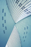 Modern office building ceiling Stock Images