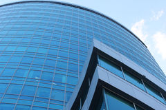 Modern office building close up Stock Image