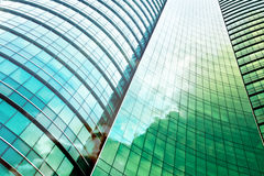 Modern office building Royalty Free Stock Photography