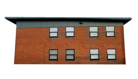 Modern office building exterior Stock Images
