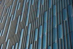 Glass Facade Of Modern Office Building Stock Photo Image 44574661