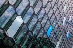 Modern office building glass Royalty Free Stock Photo