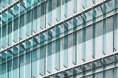 Modern office building glass facade, abstract architecture backg. Office building glass facade, abstract architecture background Stock Photography