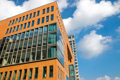 Modern office building in Hamburg Stock Photography