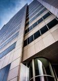 Modern office building in Harrisburg, Pennsylvania. Royalty Free Stock Photo