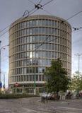 Modern office building Okraglak in Poznan Royalty Free Stock Photography
