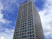 Modern office building Shanghai Stock Photos