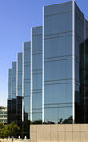 Modern Office Building in The Silicon Valley Stock Images
