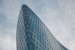 Modern Office Building in Vienna Stock Images
