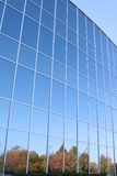 Modern Office Building windows Royalty Free Stock Photo