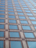 Modern Office building windows detail Stock Image