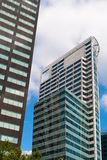 Modern office buildings Royalty Free Stock Photography