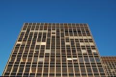 Modern office buildings. Modern office building with windows Stock Photo