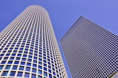 Modern office buildings. Stock Photography