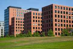 Modern office buildings. In Potsdamer area Berlin, Germany Royalty Free Stock Photography