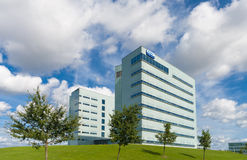 Modern office buildings Royalty Free Stock Photo