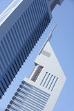 Modern Office Buildings In Dubai Stock Image