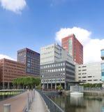 Modern office buildings Stock Image