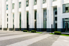 Modern office buildings Stock Images