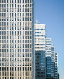 Modern office buildings in Stockholm city Stock Photography