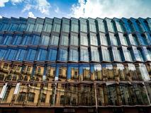 Modern office bulding in Berlin, Germany Royalty Free Stock Images