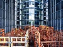 Modern office bulding in Berlin, Germany Stock Images