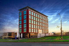 Modern office business building Stock Images