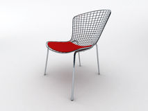 Modern office chair Royalty Free Stock Photo