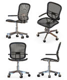 Modern office chair stock illustration