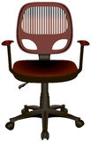 Modern office chair Stock Images
