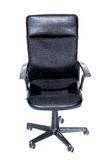 Modern office chair isolated. On white Stock Images